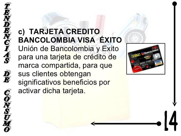 Beneficios Tarjeta De Credito Joven Bancolombia Prestamos Al Consumo Bbk