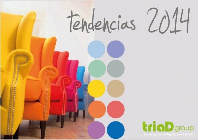 Tendencias 2014