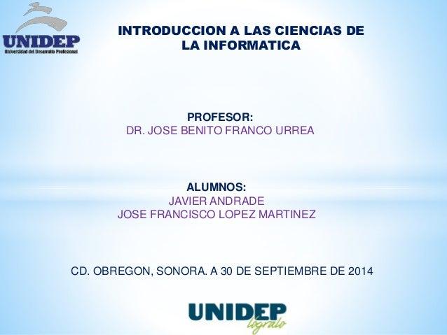 septiembre 2014 – Tendencias