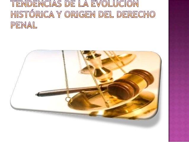  Derecho penal es el conjunto de principios y reglas jurídicas que determinan las infracciones, las penas o sanciones, y ...