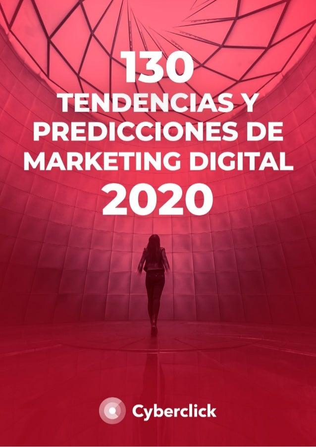 Autores David Tomás Ceo & Cofundador de Cyberclick Laia Cardona Communication & Marketing Strategist en Cyberclick 130 TEN...
