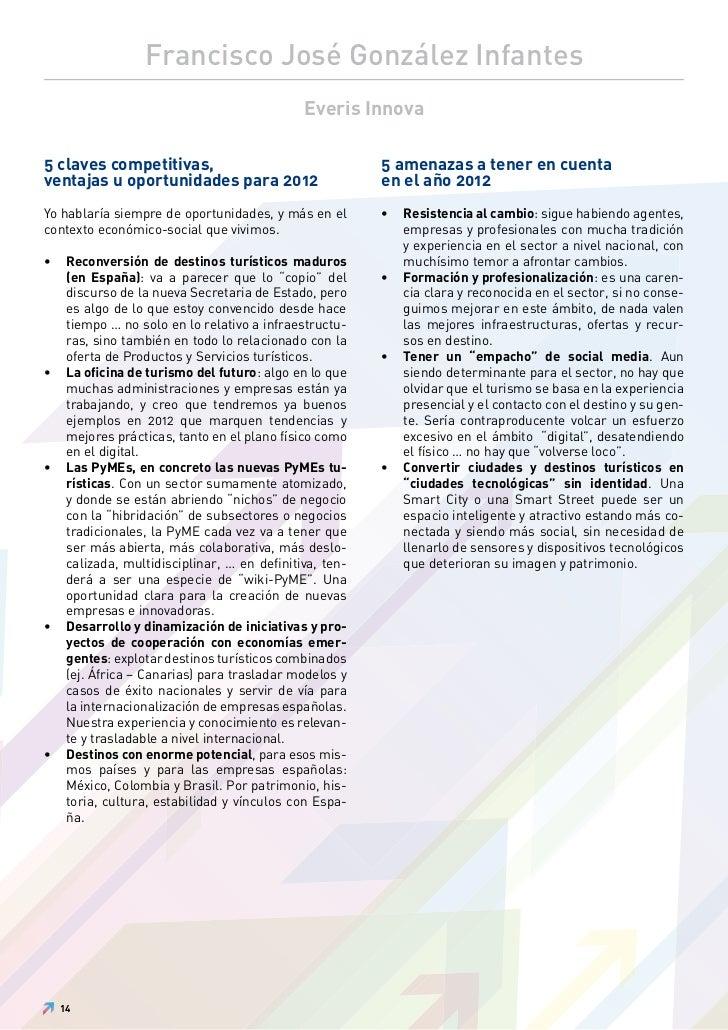 Francisco José González Infantes                                             Everis Innova5 claves competitivas,          ...