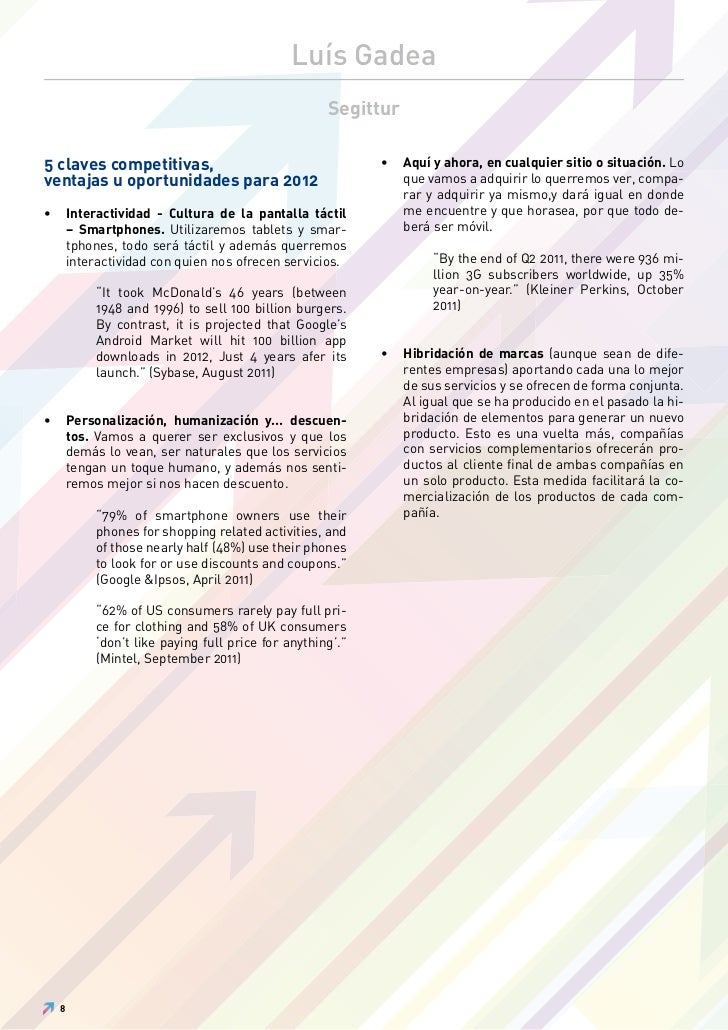 Luís Gadea                                                      Segittur5 claves competitivas,                            ...