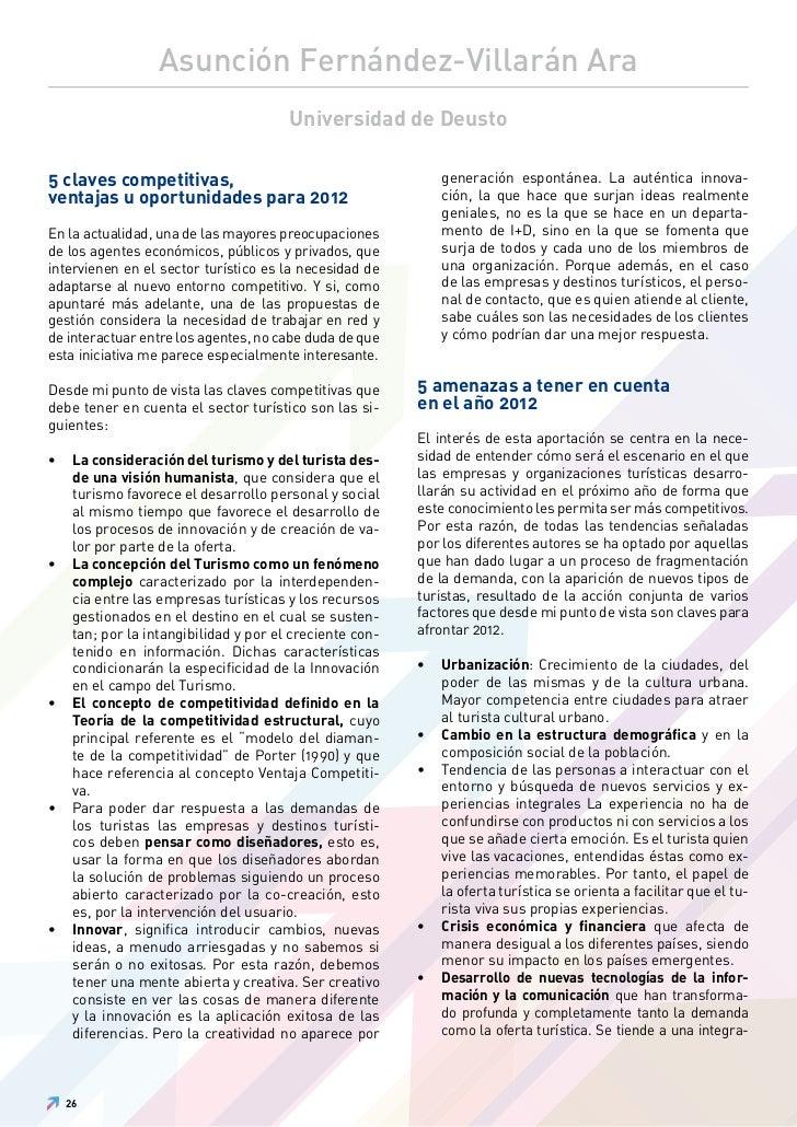 Asunción Fernández-Villarán Ara                                        Universidad de Deusto5 claves competitivas,        ...