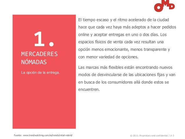 Tendencias de retail 2014 por OMD Slide 3