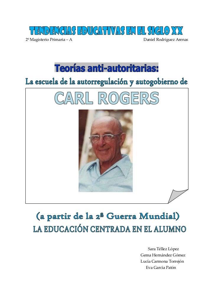 2º Magisterio Primaria – A                                                Daniel Rodríguez Arenas<br />             ...