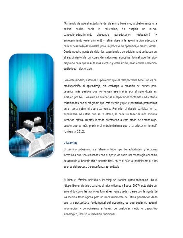 """Ramón (2007), presenta un panorama acerca de este término en el cual expresa que """"al igual que en la vida real es posible ..."""