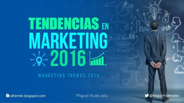 Tendencias en marketing 2016 marketing trends 2016 for Tendencias jardin 2016