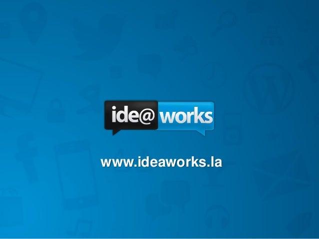 www.ideaworks.la