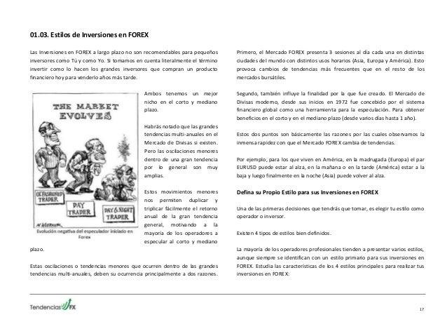 Estrategias rentables de forex explicadas paso a paso pdf