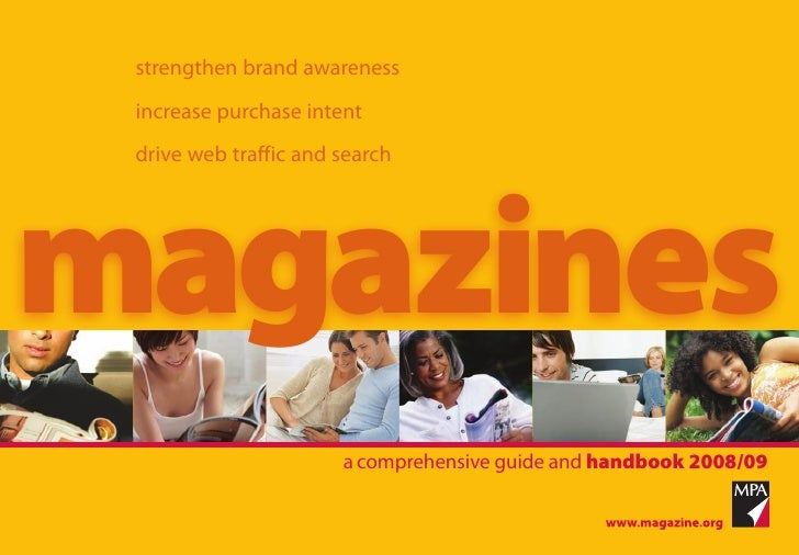 strengthen brand awareness increase purchase intent drive web traffic and searchmagazines                       a comprehe...