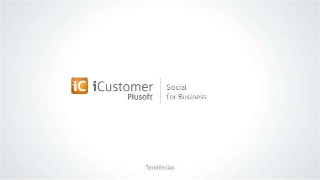 Social for Business Tendências
