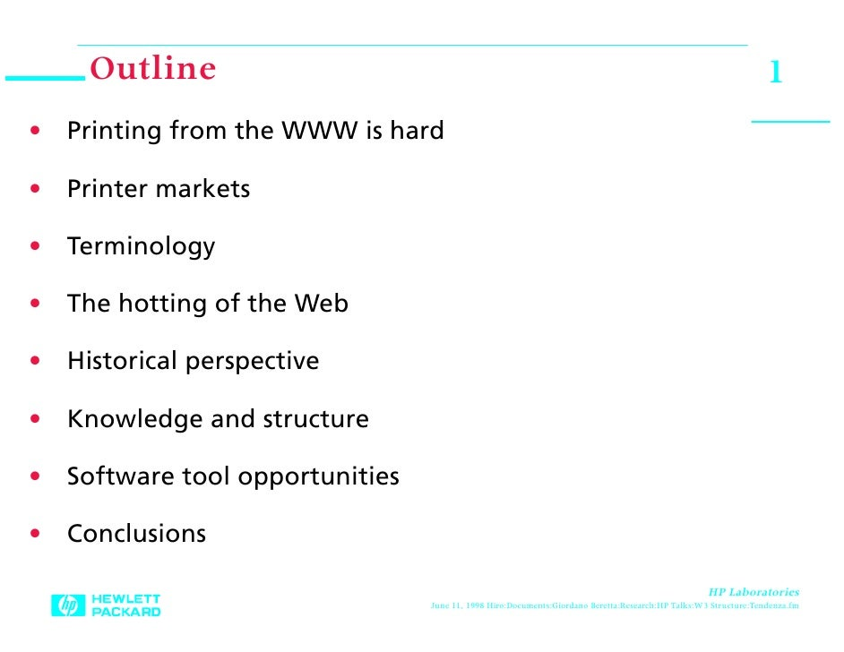 The present and the future of the world wide web structure