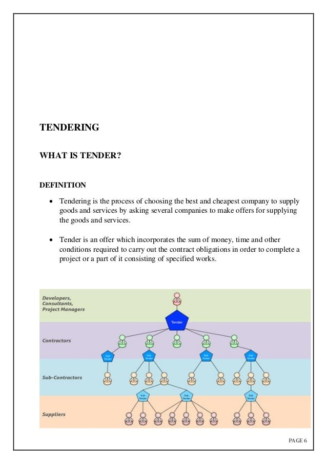Tendering documentation 7 page 6 tendering stopboris Choice Image