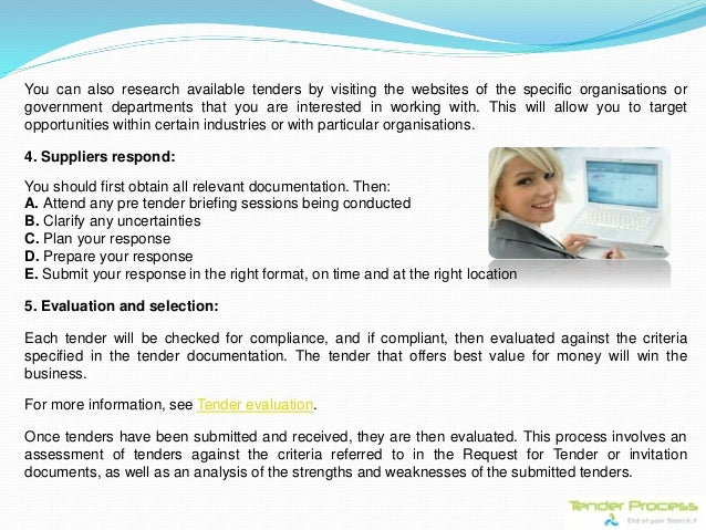 Tender process a complete procurement guide 15 stopboris Choice Image