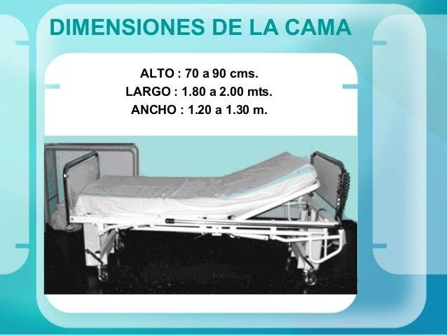 Tendido de cama for Cama quirurgica