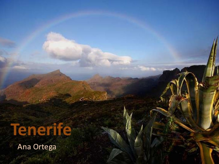 TenerifeAna Ortega