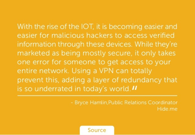 With the rise of the IOT, it is becoming easier and easier for malicious hackers to access verified information through the...