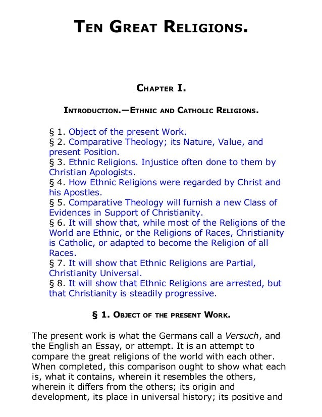 Ten great religions free ebook christianity as a religion of progress and of universal unity 8 fandeluxe Choice Image