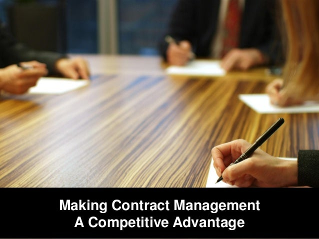 Perfect Capturing Project Requirements Right The First Time; 4. Making Contract ...