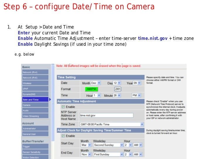 panasonic network camera software  mac