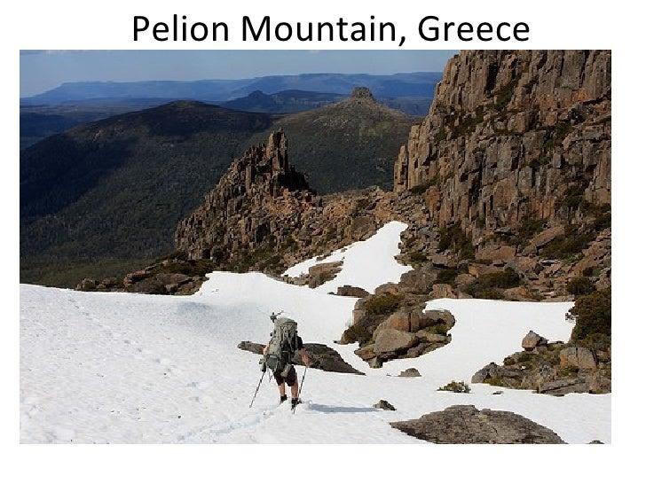 Pelion Mountain, Greece