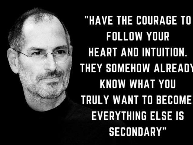 Ten Most Inspiring Quotes From Steve Jobs
