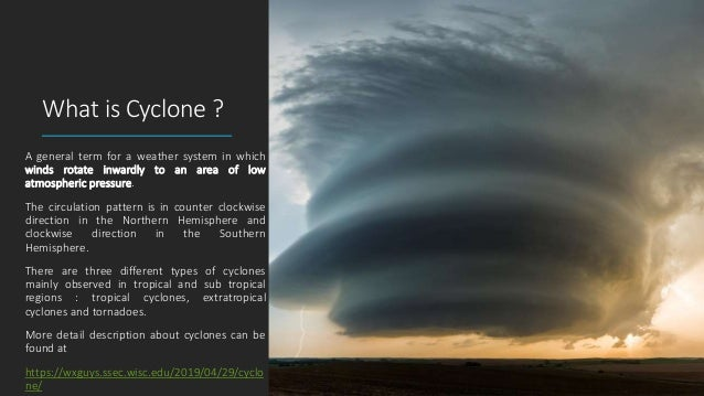 Ten most popular software for prediction of cyclonic storms Slide 2