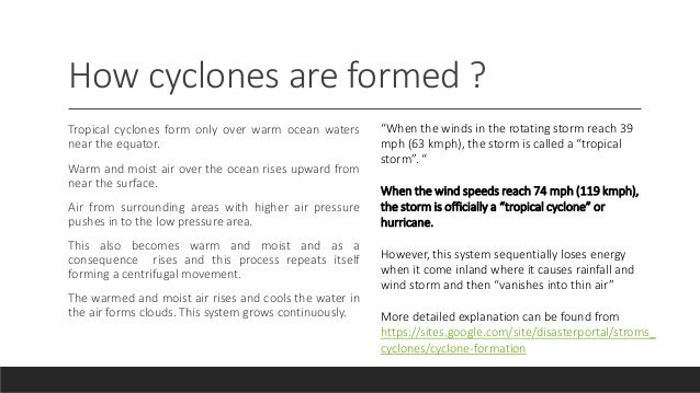 Ten most popular software for prediction of cyclonic storms Slide 3