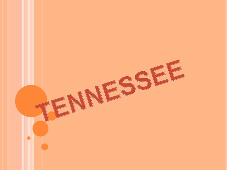  Tennessee is a state of the southern United States.   The capital of Tennessee is Nashville and is the    second larges...