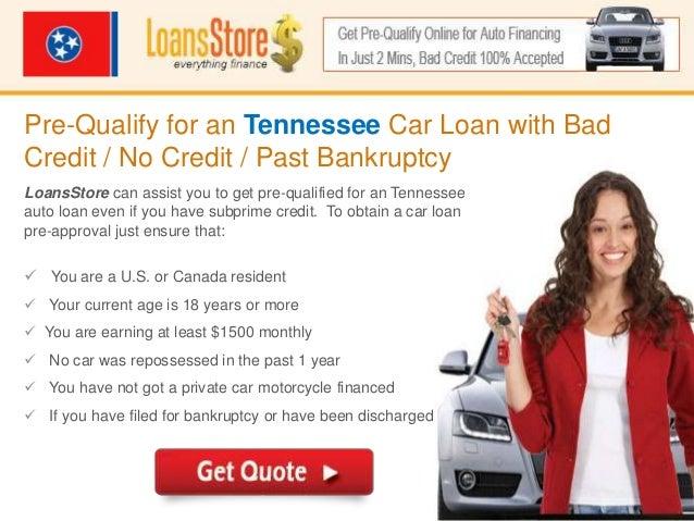 Current Bad Credit Car Loan Rates