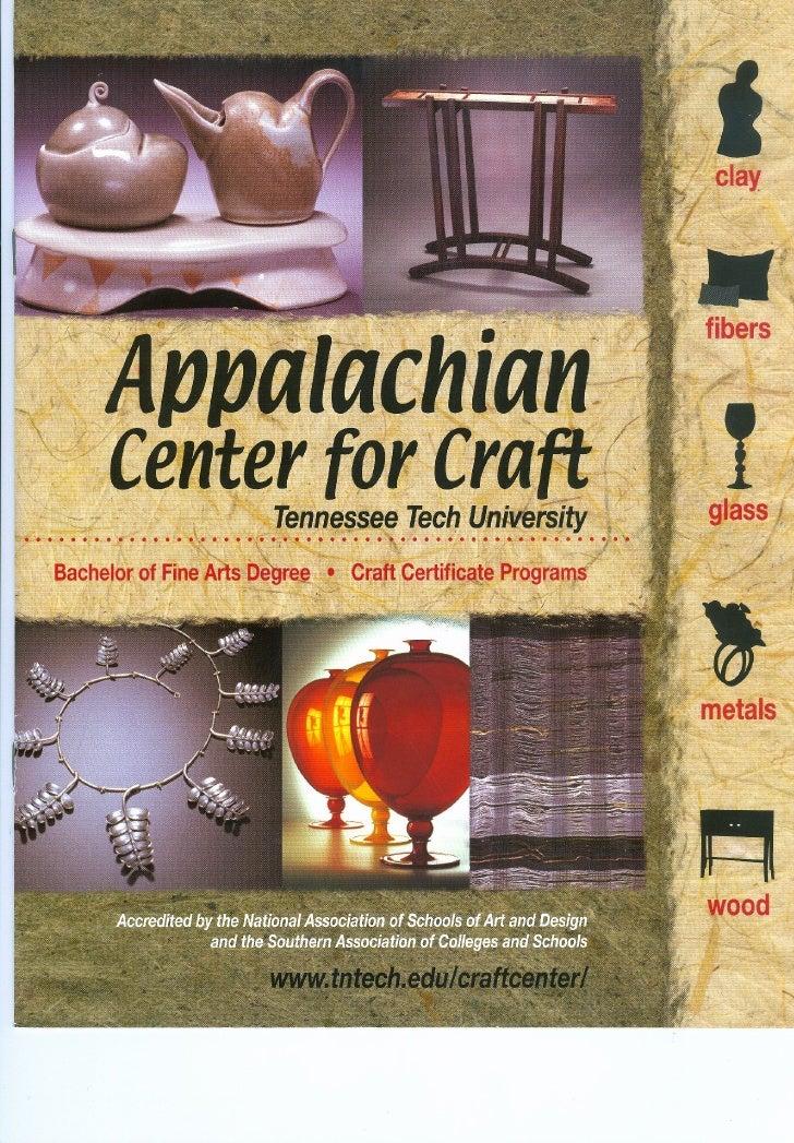 Tennessee Tech Craft center - Intelligent Partners