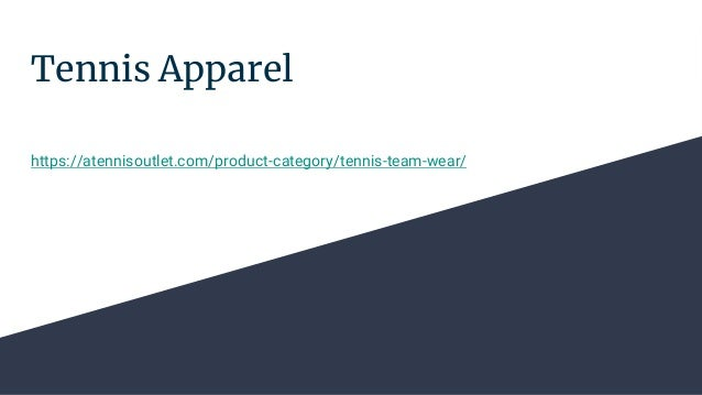 Tennis Apparel https://atennisoutlet.com/product-category/tennis-team-wear/