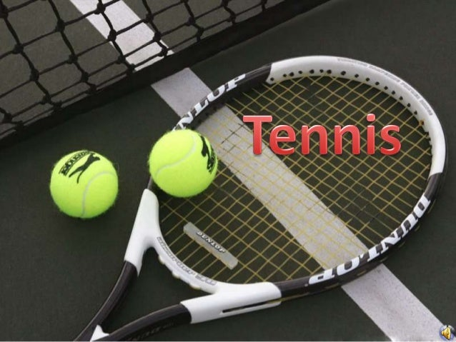 What is tennis?Tennis is a sport usually playedbetween two players or betweentwo teams of two players each .Each player us...