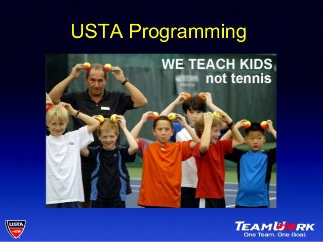 USTA Programming