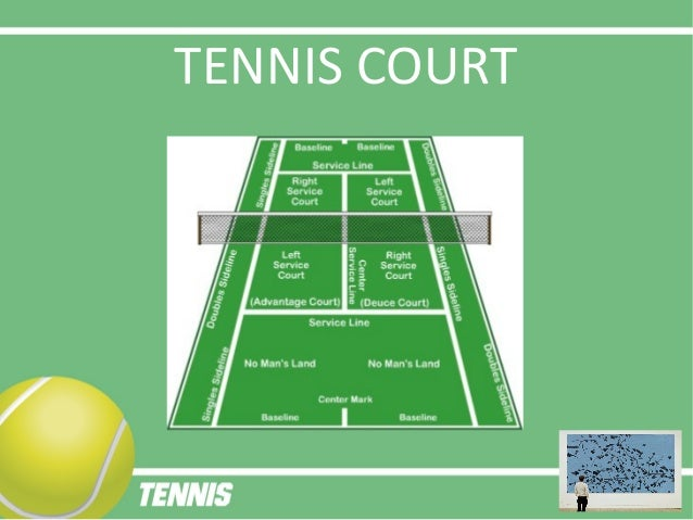 Tennis Presentation Impress