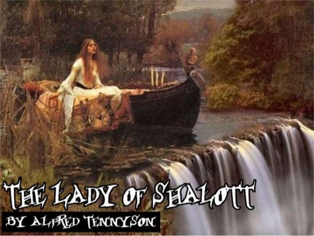 tennyson lady of shalott analysis