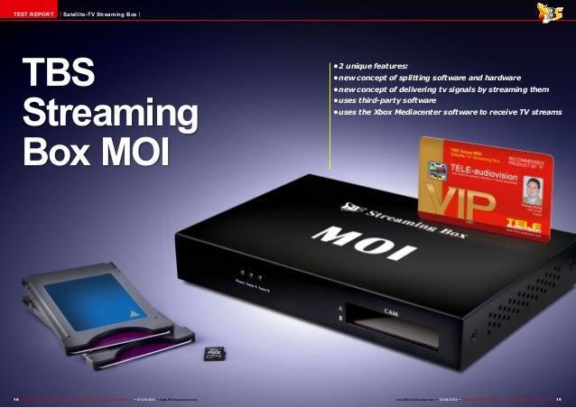18 19TELE-audiovision International — The World's Largest Digital TV Trade Magazine — 07-08/2013 — www.TELE-audiovision.co...