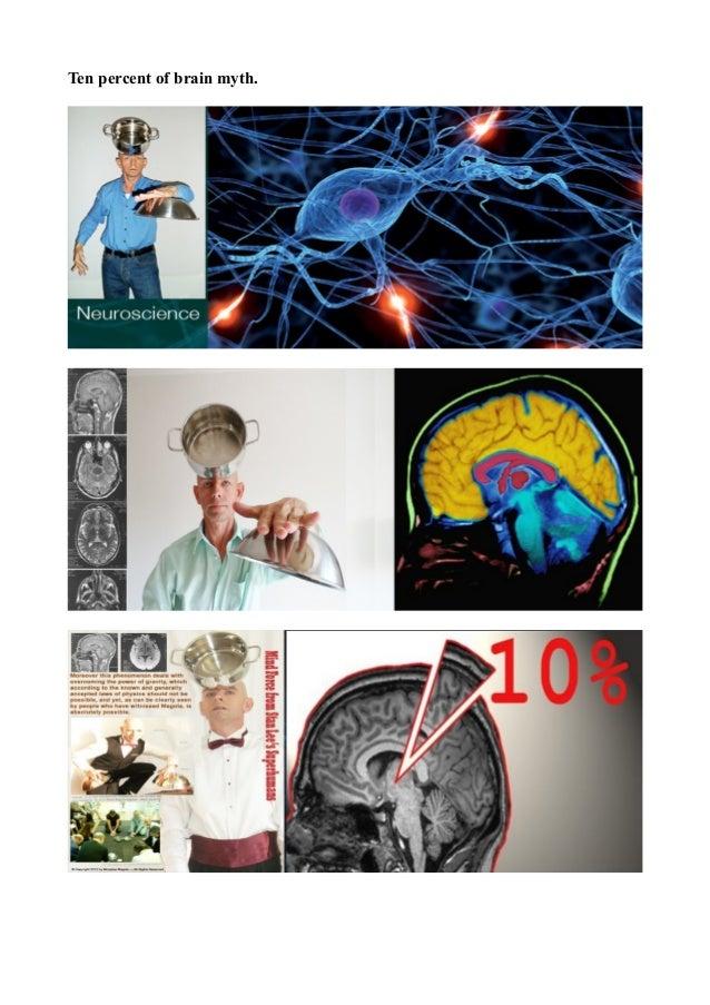 ten percent brain myth