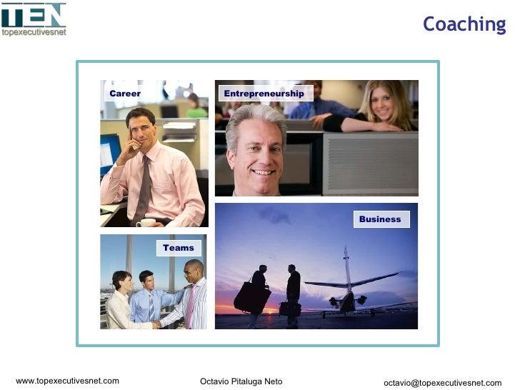Coaching Career Entrepreneurship Teams Business