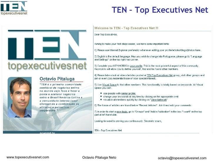 TEN – Top Executives Net
