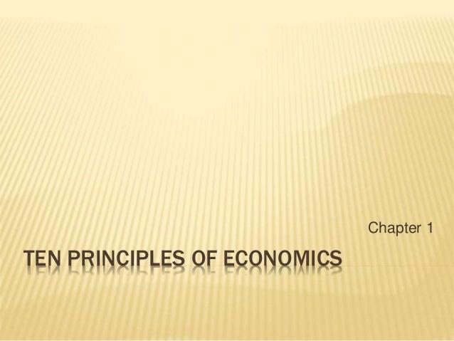 Pdf principles marshall of alfred economics