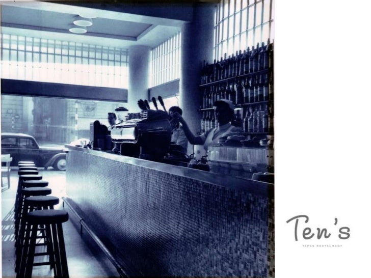 """""""Tapas & platillos"""" following the philosophy of ABaC: tradition and modernity in equal measure, inBorn Quarter."""