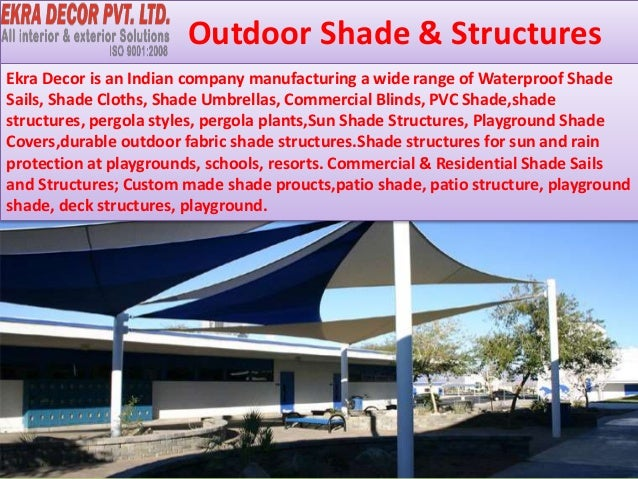 Our Gallery; 7.  sc 1 st  SlideShare & Tensile Structure Delhi |Tensile Structure Manufacturer
