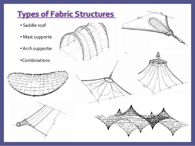 Tensile Structures - Tensile architecture