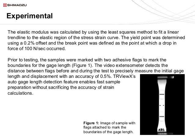 Testing the Tensile Properties of Rigid and Semi-rigid