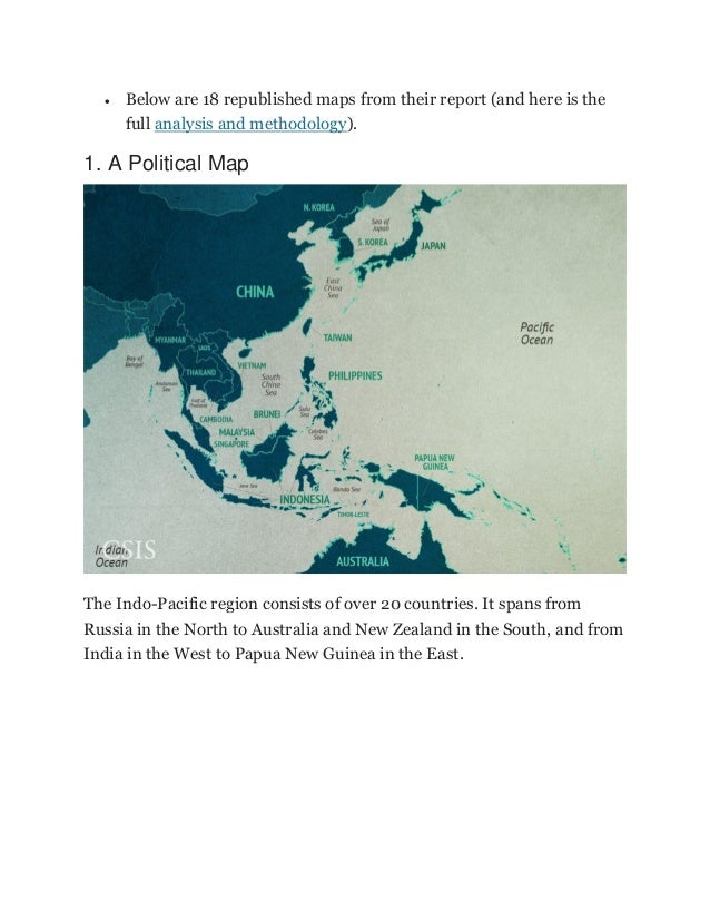 Tensions in the south china sea explained in 18 maps CSIS march 1120