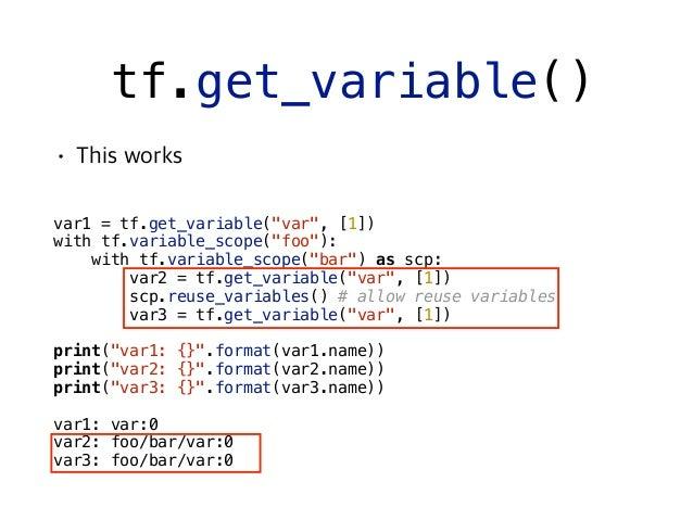 "• tf.nn.conv2d(input, filter, strides, padding, name=None) 1. input 2. filter 3. stride input 4. padding ""SAME"" ""VALID"" ..."