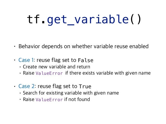 from tensorflow.contrib.layers import variance_scaling_initializer he_init = variance_scaling_initializer() def conv(botto...