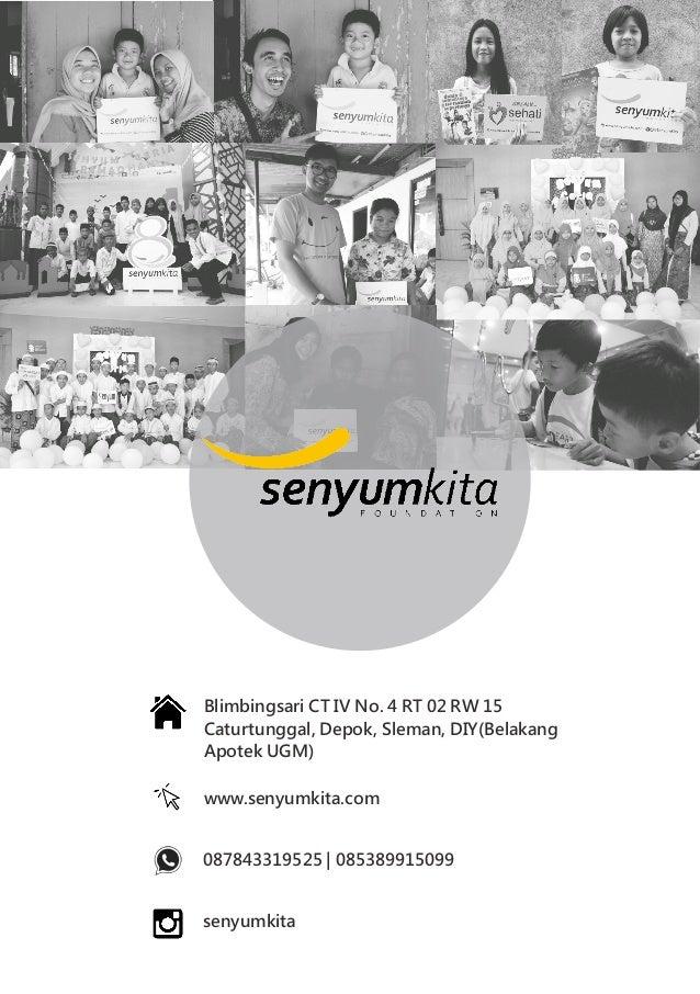 Blimbingsari CT IV No. 4 RT 02 RW 15 Caturtunggal, Depok, Sleman, DIY(Belakang Apotek UGM) www.senyumkita.com 087843319525...